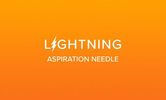 Lightning Aspiration Needle